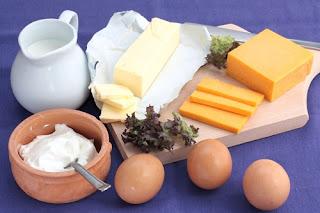 berbagai macam makanan sumber kalsium
