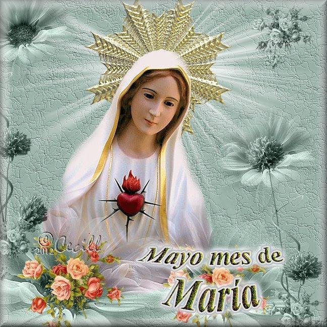 Cómo CORONAR una Imagen de la Virgen María  - Inicio
