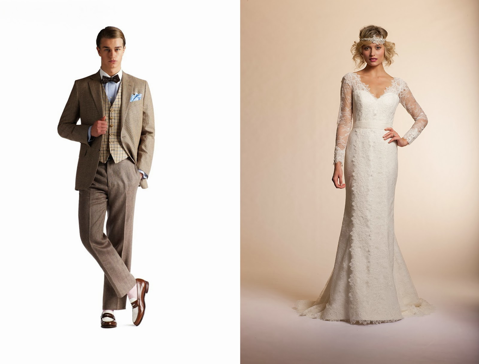 VIOLA PLAYS THE WORLD: Vintage Wedding Dress 1920-1970s