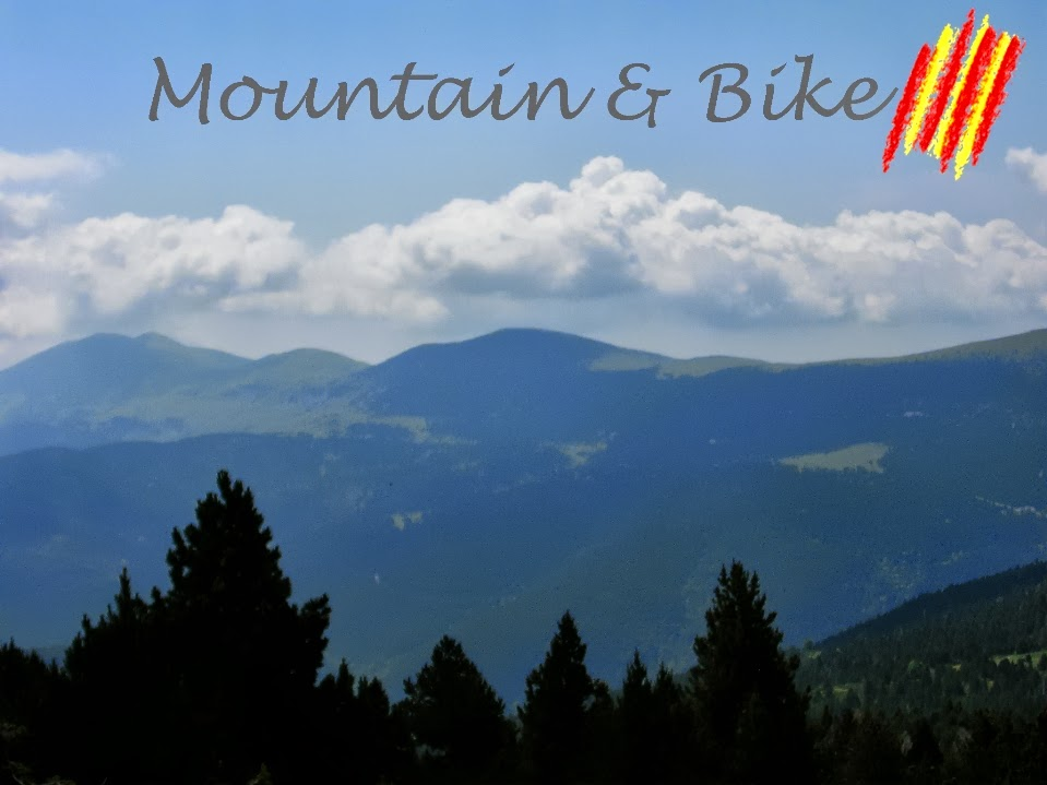 Mountain & Bike