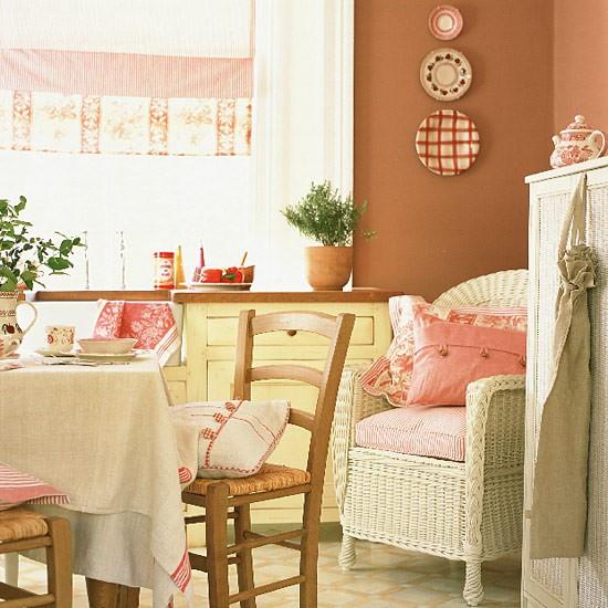 decoracao cozinha rural : decoracao cozinha rural:Querido Refúgio – Decoração: Cozinha com decoração em madeira e