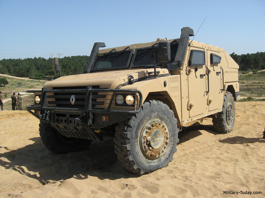 Blindado Sherpa 3 Renault Trucks Defense