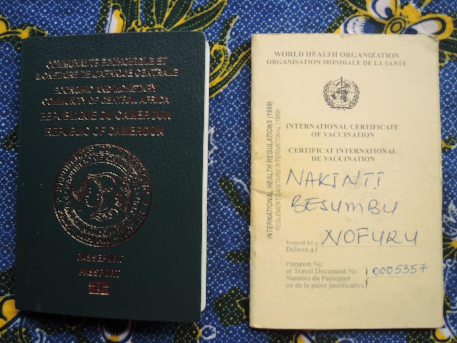 The cameroonian traveller visa on arrival policy in africa rwanda visa on arrival policy in africa rwanda a perfect example spiritdancerdesigns Choice Image