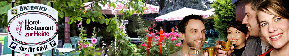 """Hotel Restaurant """"Zur Heide"""""""