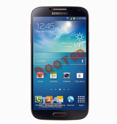 Root Sprint Galaxy S4 SPH-L720T