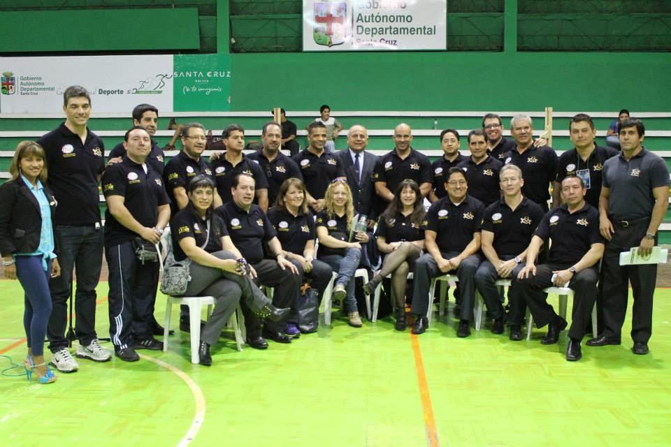 Campeonato Sudamericano en Bolívia