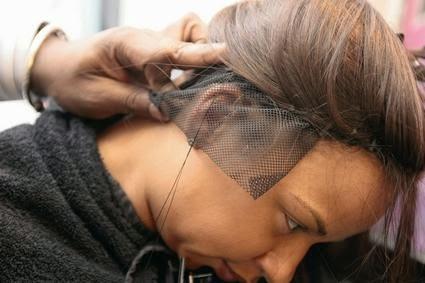 Hair knotting