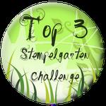 Stempelgarten Challenge #1 und #32::