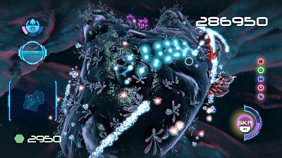 Nano Assault Neo-X (Game) - PS4 Trailer - Song / Music