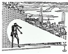 Bradburyho Chodec: Chůzí k prohlédnutí