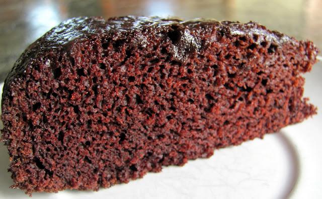 Chocolate Cake-Pan Cake