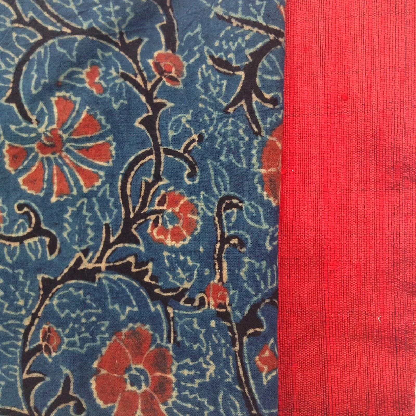tissu et soie indiens neelam