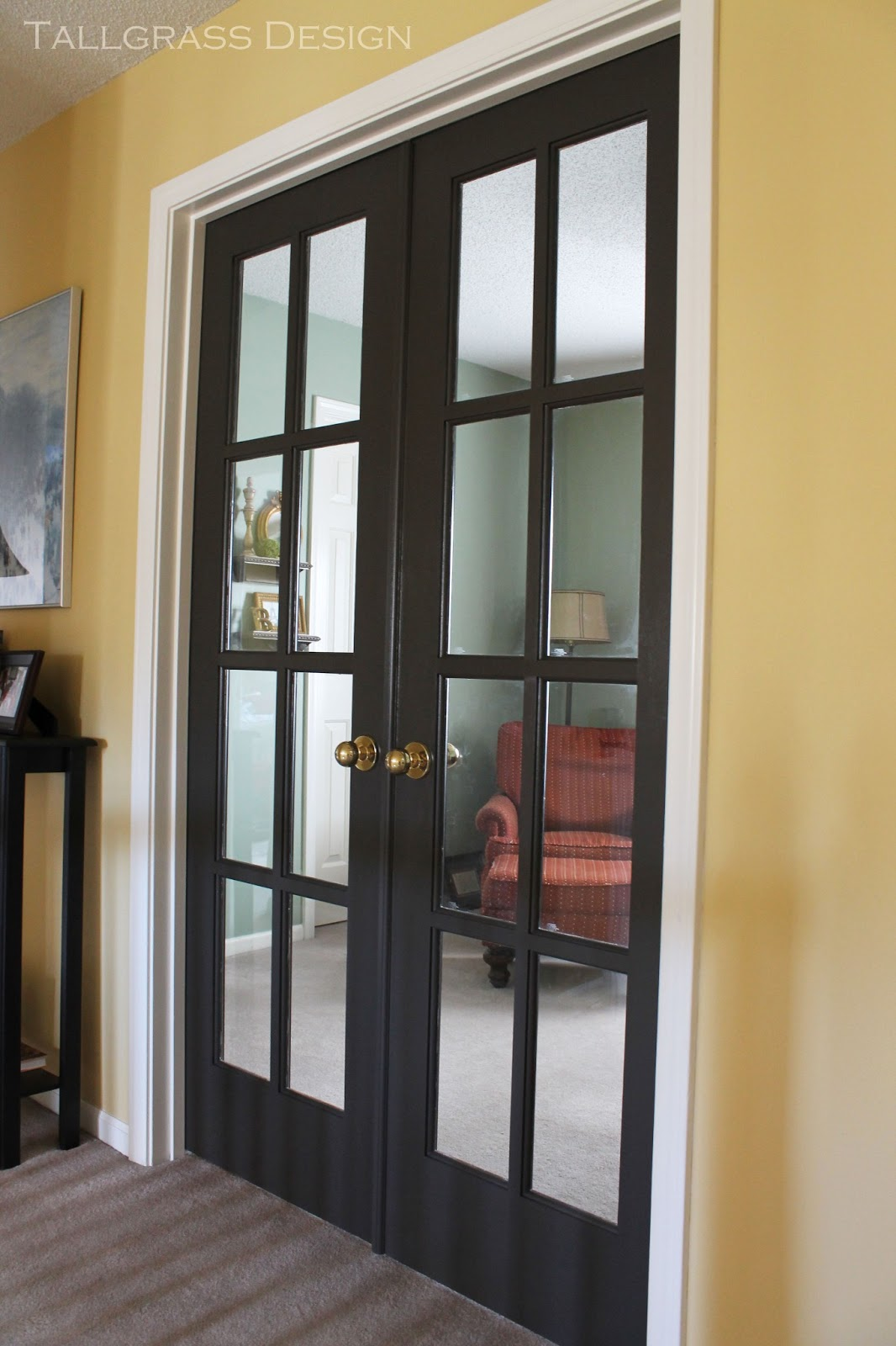 Tallgrass design adventures with french doors for All glass french doors