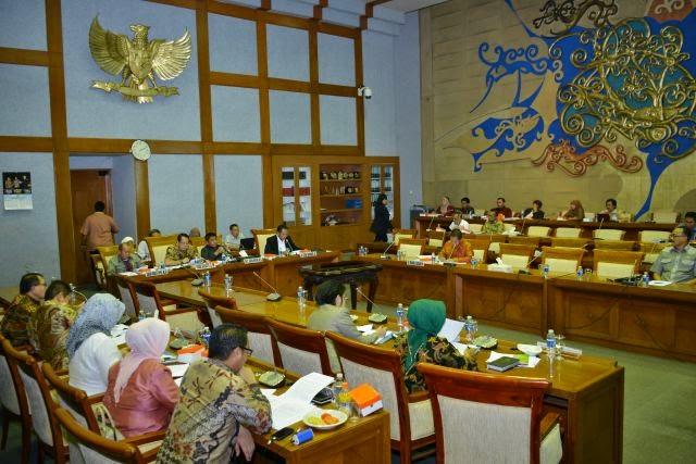 Agenda Rapat Komisi V DPR RI Hari ini