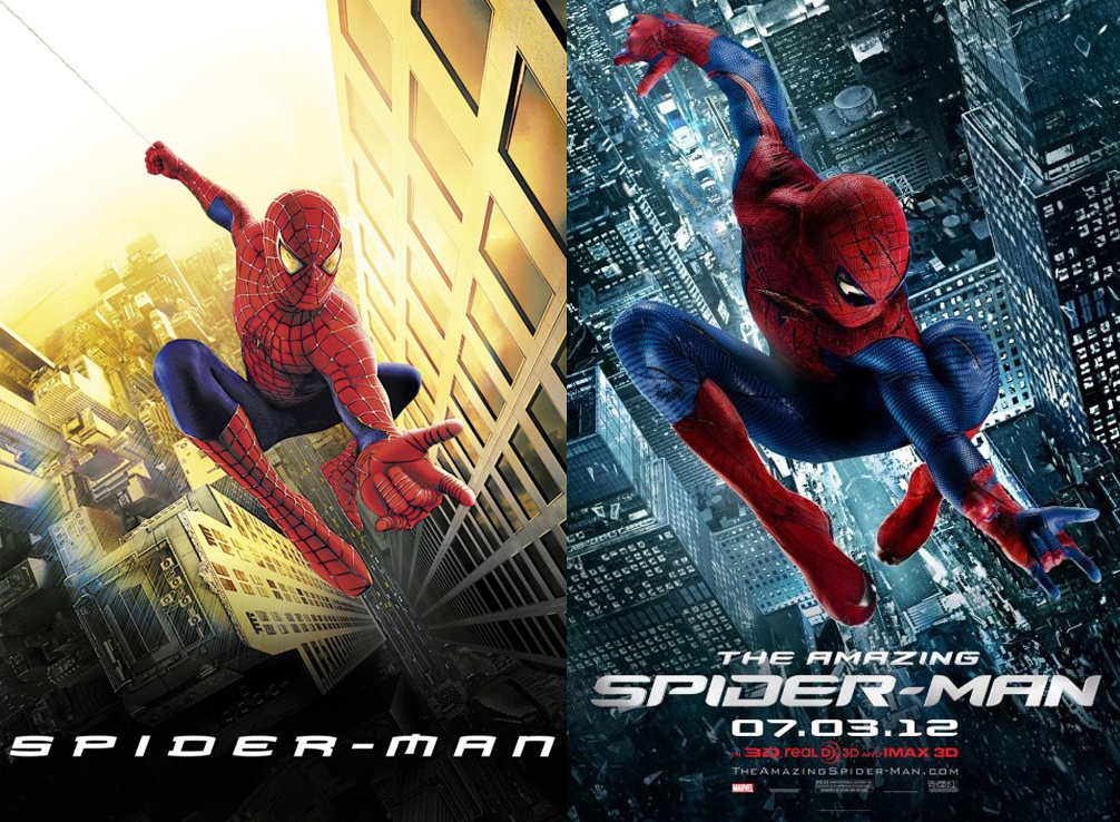 After Seeing The New Spider Man Movie Starring Andrew Garfield I Decided To Wait Review It Much As Did With Dark Shadows Film