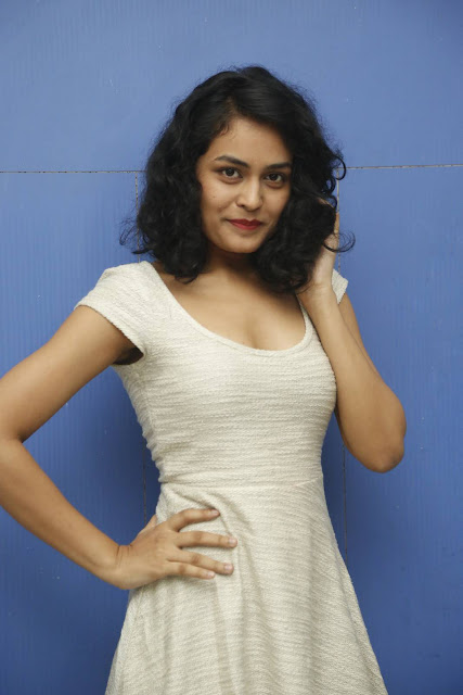 Sheetal Latest Photos At Friend Request Movie Teaser Launch
