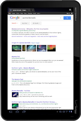 tabletsearch Google Continues Tablet Optimization Push