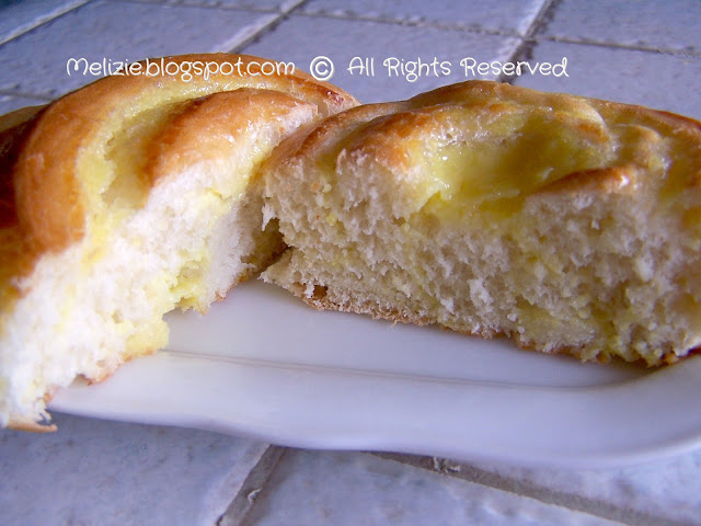 girelle di brioche alla crema ricetta dolce