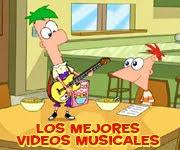 Los Musicales de Phineas y Ferd