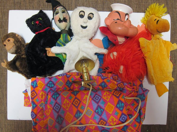 vintage-puppets