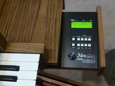 Allen MIDI Division II
