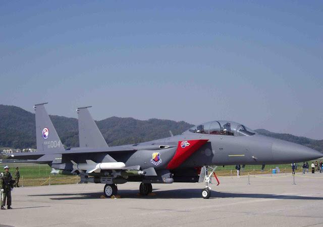 ROKAF F-15K Eagle