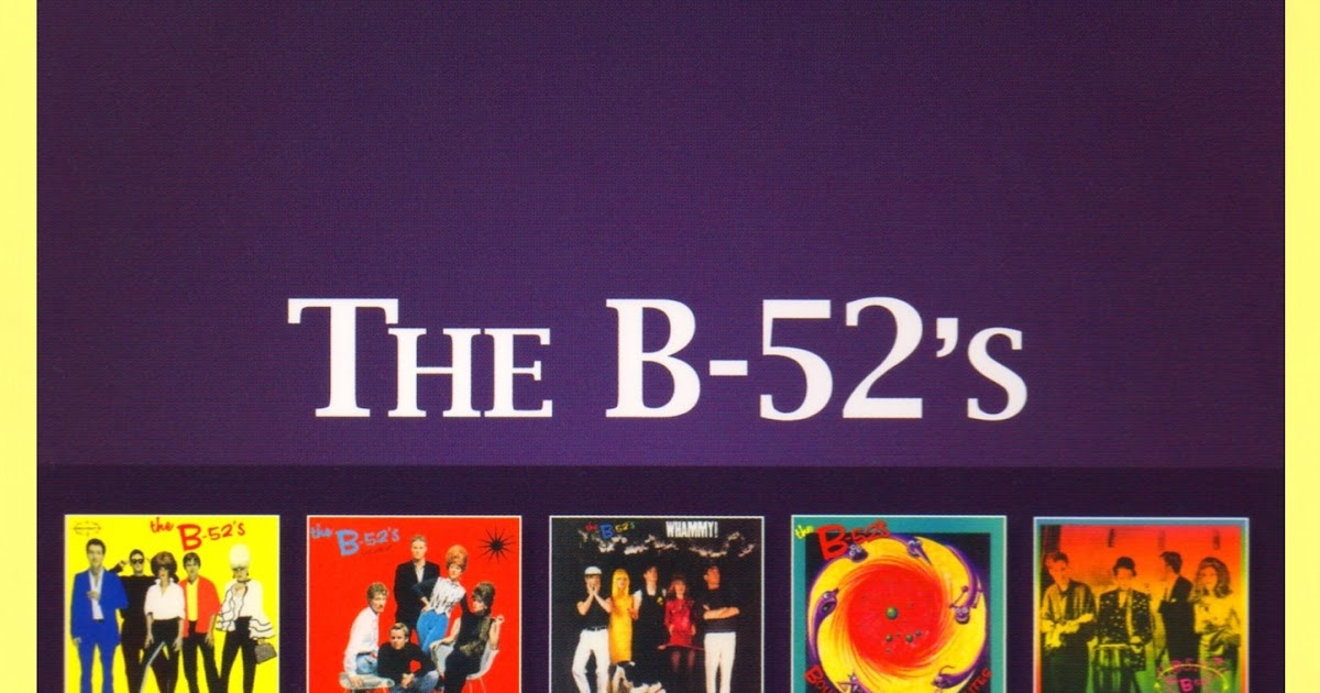 The B-52's - Wig / Summer Of Love