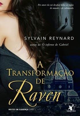 A transformação de Raven (Sylvain Reynard)
