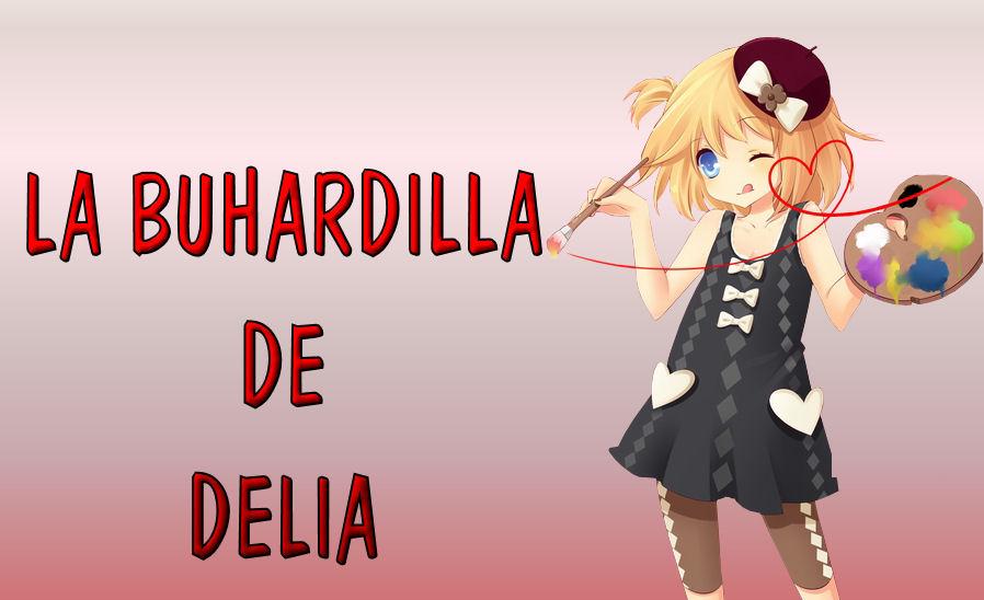 LA BUHARDILLA DE DELIA