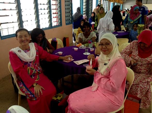 Sambutan Hari Guru Dan Pekerja SMKIH 2013