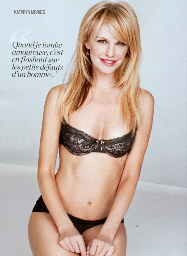 kathryn morris sexy photos cheer