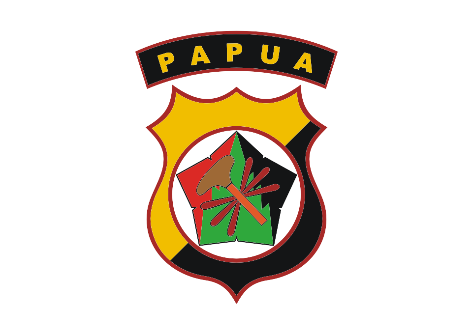 Download Logo Polda Papua Vector