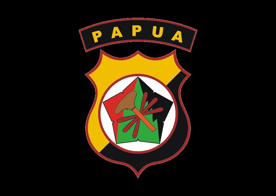 Download Logo Polda Papua Vector