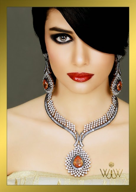 Party Wear Jewellery Fashion by Waseem Jewelers