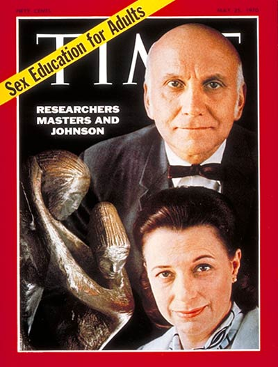 ... Masters and Virginia Johnson, The Couple Who Taught America How To