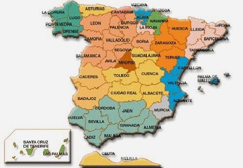 Mapa de asociaciones