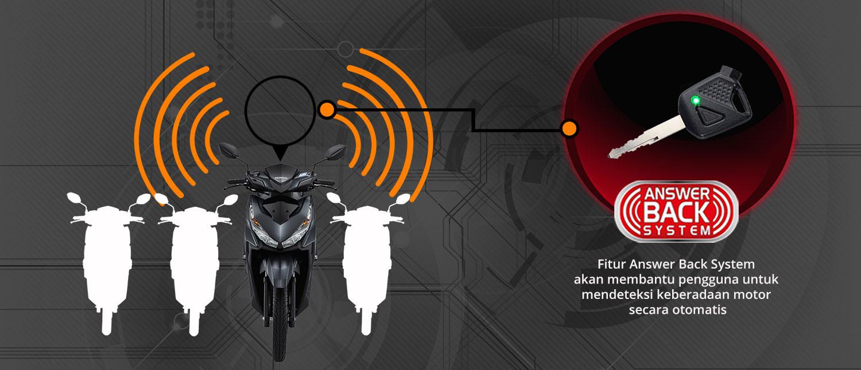 Teknologi Terbaru Motor Honda Dealer Nagamas Klaten New Vario 110 Esp Cbs Iss Advanced Matte Grey Brebes