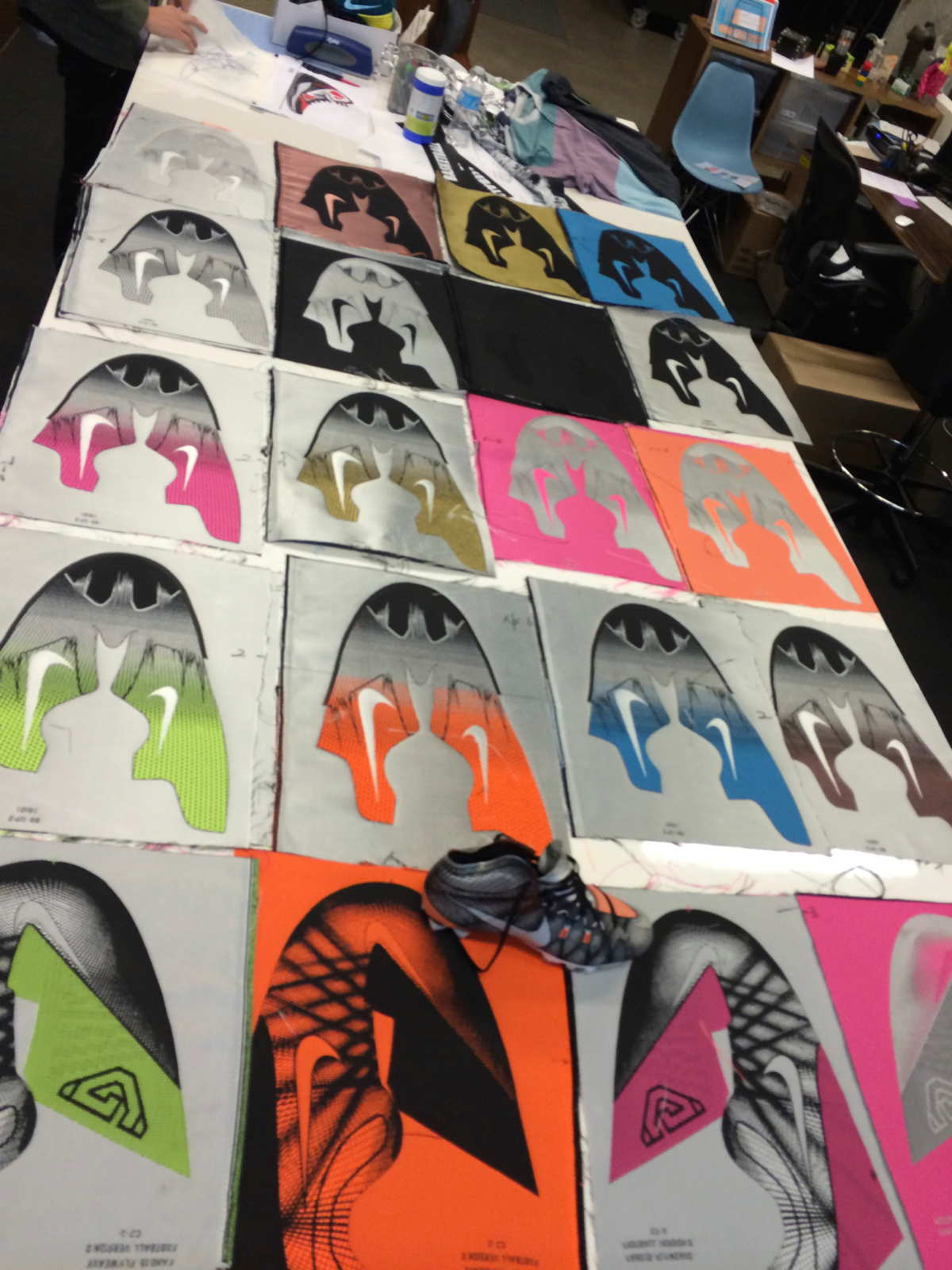 Boot design by nike - Nike To Use Flyweave In 2016 Magista And Mercurial Boots