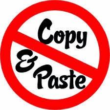 Melaporkan pencurian artikel copy paste