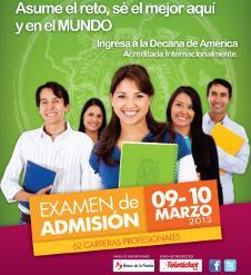 Resultados Examen Simulacro San Marcos 2013-II Presencial UNMSM 17 ...