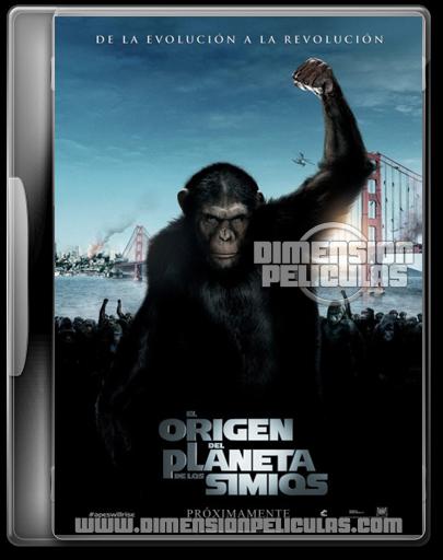 El Origen Del Planeta de los Simios (BRRip Inglés Subtitulado)
