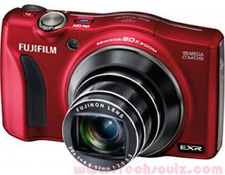 Fuji FinePix F800