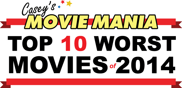 Top 10 Worst Movies of 2014
