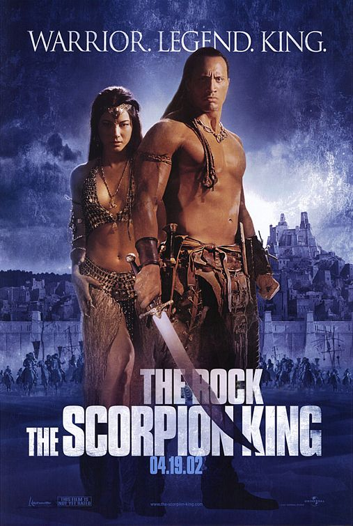 The Scorpion King 3 Battle For Redemption 2012 DVDRip XviD