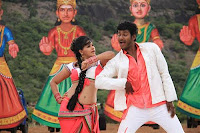 Actress Anjali and Vishal cute
