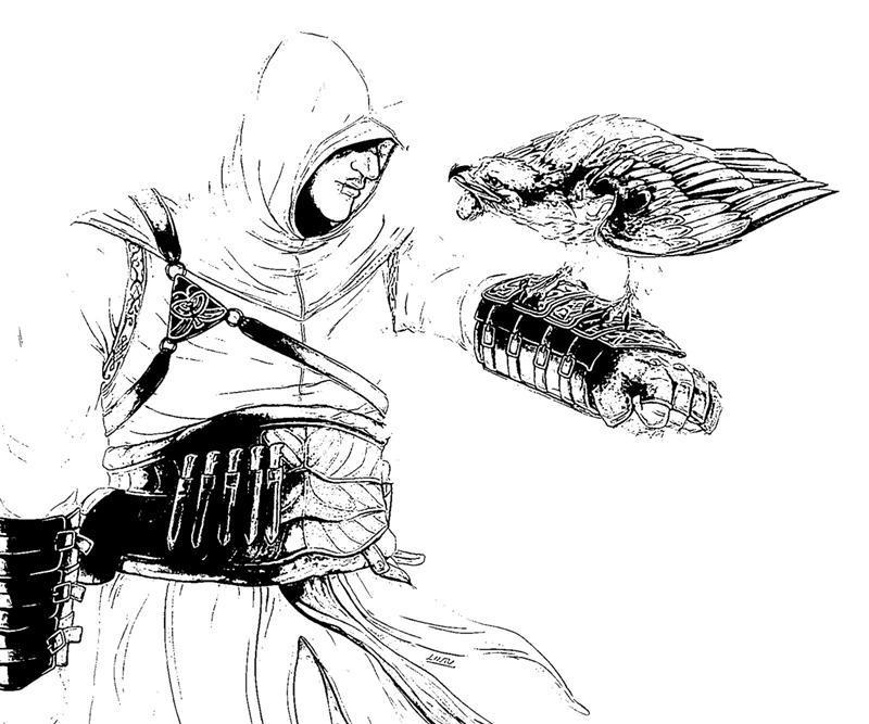 Assassins Creed 2 Weapon Yumiko Fujiwara