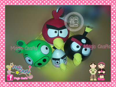 Angry Birds Fofuchos