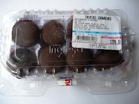 Trufas de chocolate de la Tienda Inglesa