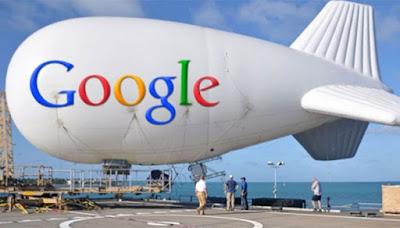 Google bereksperimen, Skybender , teknologi broadband nirkabel , proyek Loon, Google, balon LTE, Internet , teknologi balon LTE.