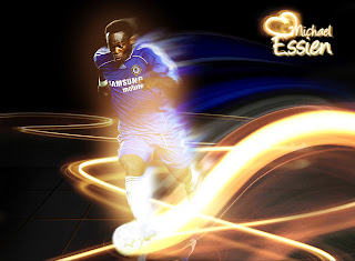 Michael Essien Chelsea Wallpaper 2011 7